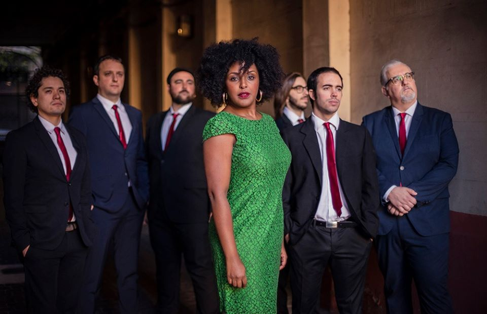 Nouveau line-up de The Excitements - Mazik