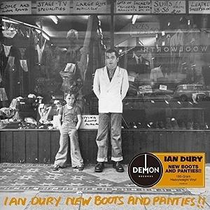 Ian Dury - Mazik