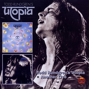 Todd Rundgren's Utopia - Mazik