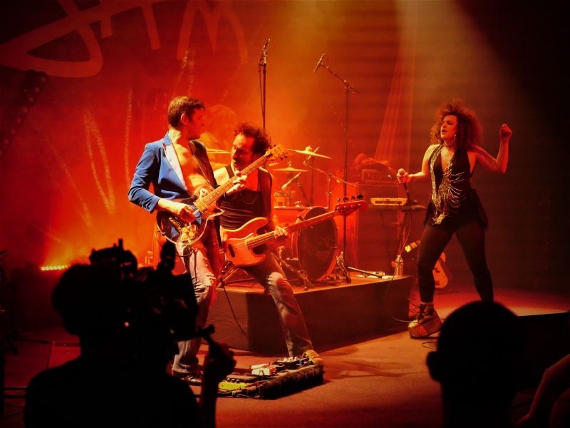 Pipi Tornado Live - Mazik