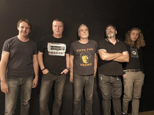 Kabo groupe de rock francilien - Mazik