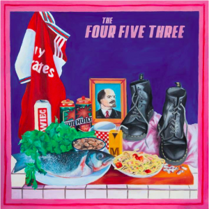 The Jacques - Four Five Three