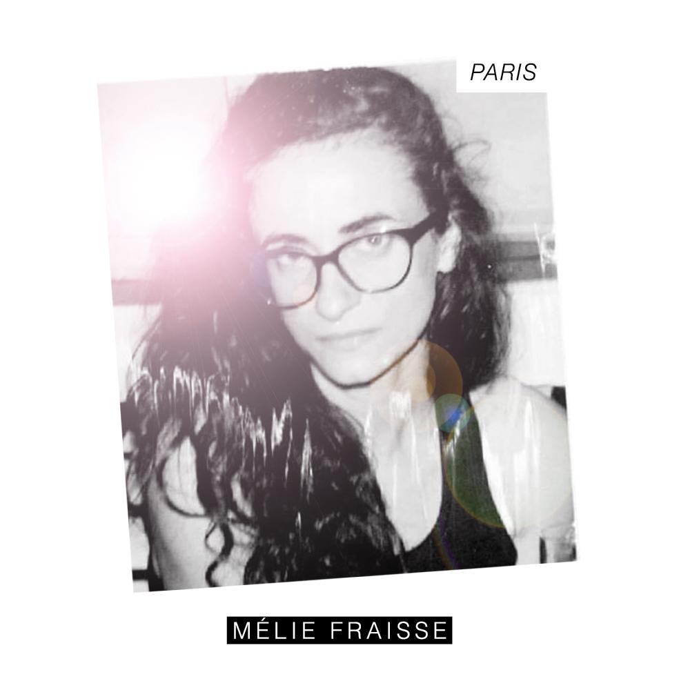Paris - Mélie Fraisse