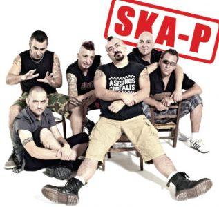 Ska-P, les rescapés de la scène ska punk espagnole