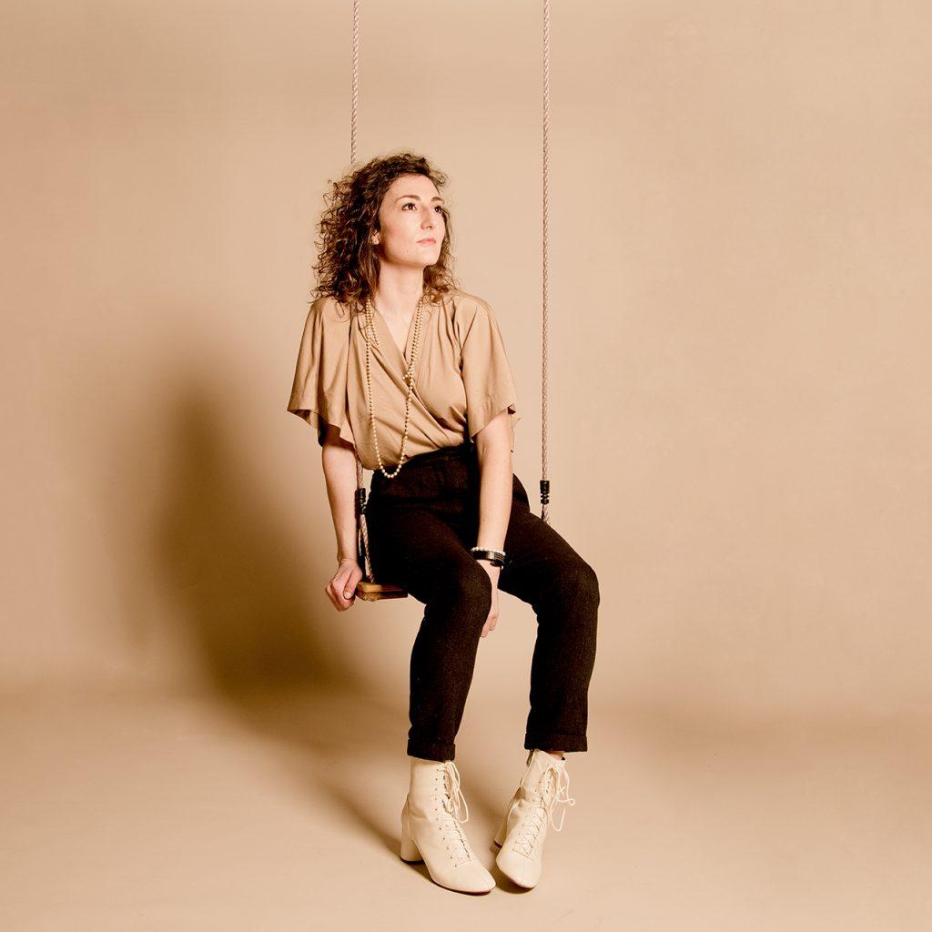Carole Masseport - En equilibre