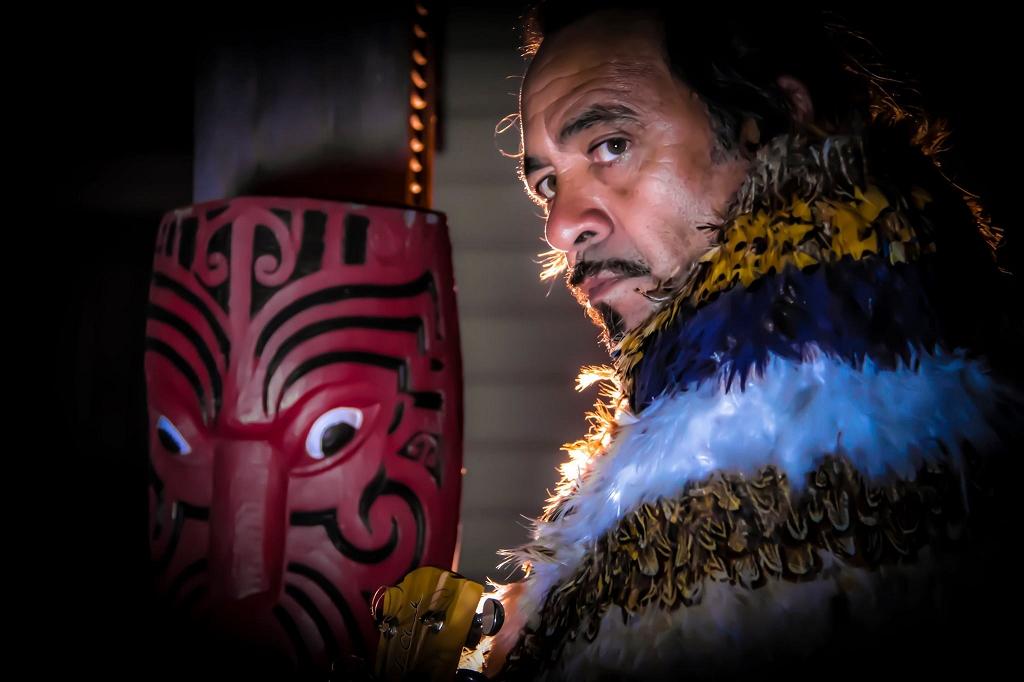 Grant-Haua bluesman néo-zélandais