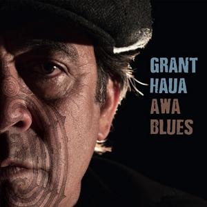 Grant Haua bluesman Maori - Néo-Zélandais - Mazik