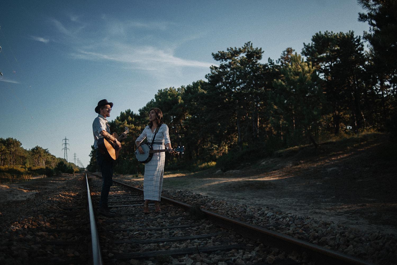 Morgane & Jeff dévoilent Atlas, leur mini-album entre pop et folk traditionnelle