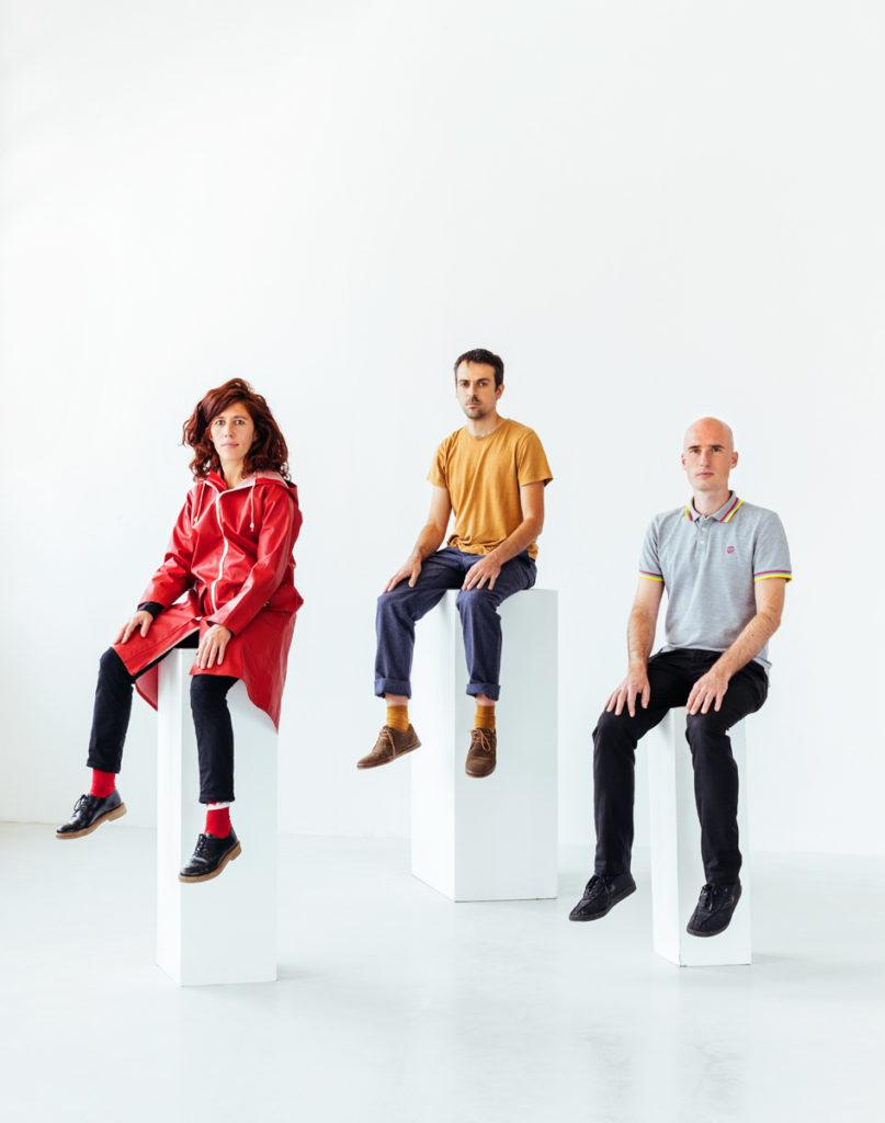 Rouge, Derrière Les paupières, Laborie Jazz