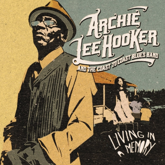 Archie Lee Hooker - Living In A Memory