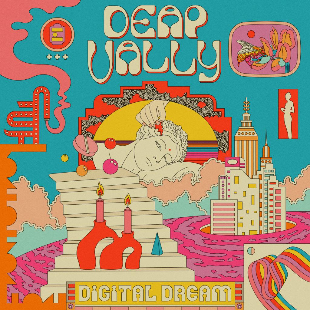 Album Digital Dream de Deap Vally