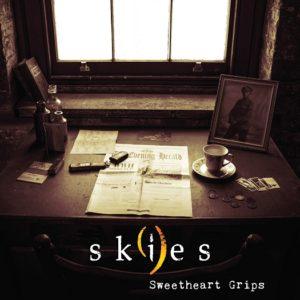 Nine Skies Sweetheart Grips - Mazik