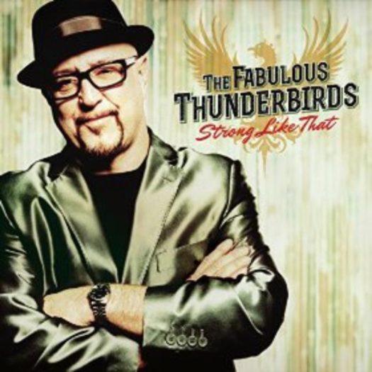 The Fabulous Thunderbirds - Mazik