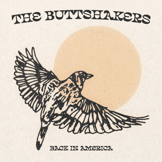 The Buttshakers - Back In America