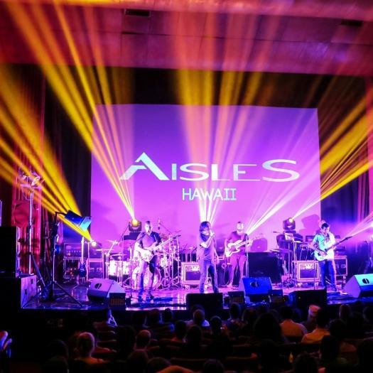 Aisles - Hawaii - Mazik