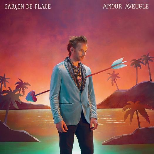 Garçon de Plage sort Amour Aveugle son deuxième album - Mazik
