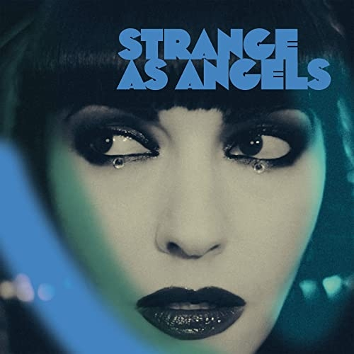 """STRANGE AS ANGELS (Marc Collin ft. Chrystabell) - Nouveau clip """"Friday I'm In Love"""" disponible !"""