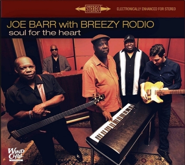 """Joe Barr with Breezy Rodio sort """"soul for the heart"""" le 22/10/2021 - Mazik"""
