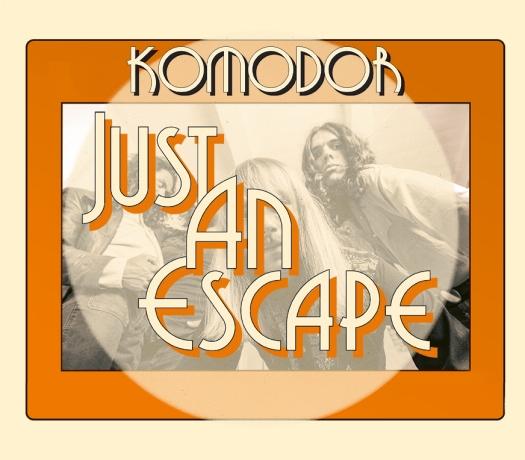 "Komodor sort son premier single ""Just an escape"" - Mazik"