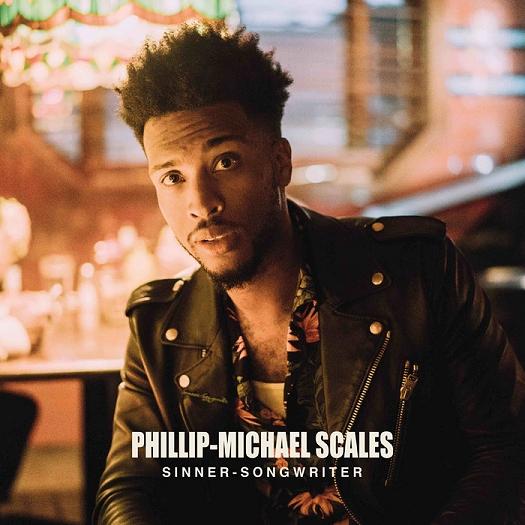 "Phillip-Michael Scales sort ""Sinner-Songwriter"" le 29/10/2021 - Mazik"